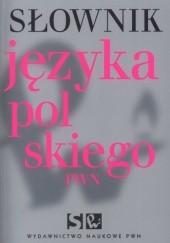 Okładka książki Słownik języka polskiego PWN praca zbiorowa,