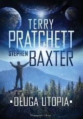 Okładka książki Długa Utopia Terry Pratchett,Stephen Baxter
