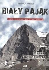 Okładka książki Biały Pająk. Historia północnej ściany Eigeru