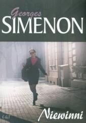 Okładka książki Niewinni Georges Simenon