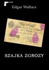 Okładka książki Szajka zgrozy Edgar Wallace