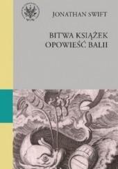 Okładka książki Bitwa książek. Opowieść balii Jonathan Swift