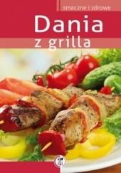 Okładka książki Dania z grilla Iwona Czarkowska,Marta Krawczyk,Marta Szydłowska