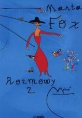 Okładka książki Rozmowy z Miro Marta Fox