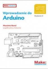 Okładka książki Wprowadzenie do Arduino Massimo Banzi