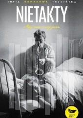 Okładka książki Nietakty. Mój czas, mój jazz Zofia Trzcińska