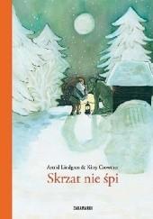 Okładka książki Skrzat nie śpi Astrid Lindgren