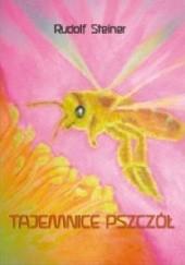 Okładka książki Tajemnice pszczół Rudolf Steiner