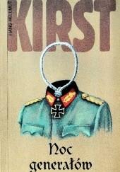 Okładka książki Noc generałów Hans Hellmut Kirst