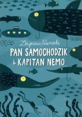 Okładka książki Pan Samochodzik i Kapitan Nemo