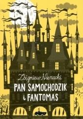 Okładka książki Pan Samochodzik i Fantomas
