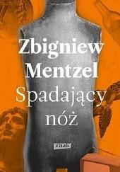 Okładka książki Spadający nóż Zbigniew Mentzel