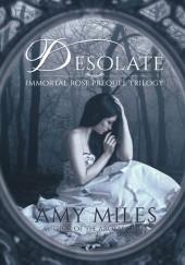 Okładka książki Desolate Amy Miles