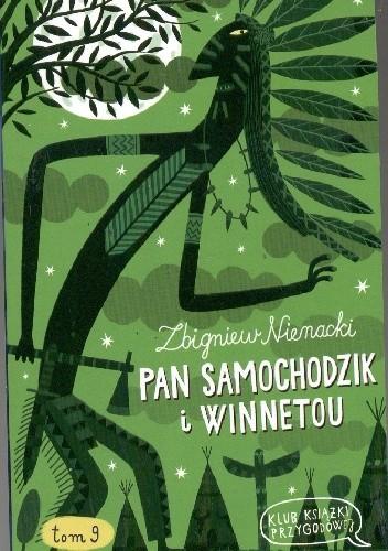 Okładka książki Pan Samochodzik i Winnetou Zbigniew Nienacki
