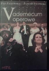Okładka książki Vademecum operowe Ewa Łętowska,Janusz Łętowski