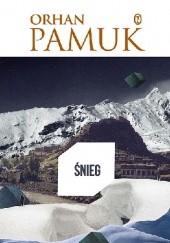 Okładka książki Śnieg Orhan Pamuk