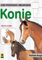 Okładka książki Kurs rysowania i malowania. Konie Philippe Legendre