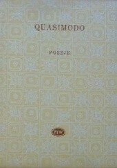 Okładka książki Poezje Salvatore Quasimodo