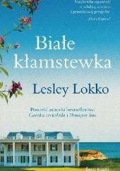 Okładka książki Białe kłamstewka Lesley Lokko