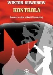 Okładka książki Kontrola Wiktor Suworow
