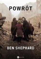 Okładka książki Powrót Ben Shephard