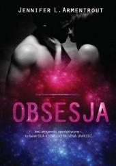 Okładka książki Obsesja Jennifer L. Armentrout