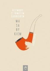 Okładka książki Rozmowy z Tomášem Garriguem Masarykiem Karel Čapek