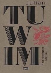 Okładka książki Najpiękniejsze wiersze Julian Tuwim