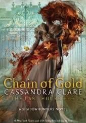 Okładka książki Chain of Gold Cassandra Clare