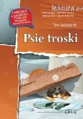 Okładka książki Psie troski Tom Justyniarski
