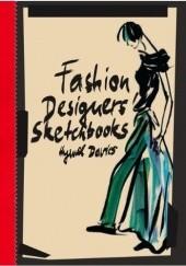 Okładka książki Fashion Designers Sketchbooks Hywel davies