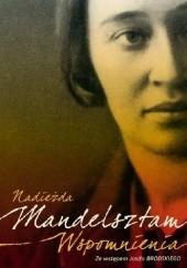 Okładka książki Wspomnienia Nadieżda Mandelsztam