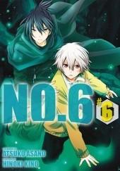 Okładka książki No.6 #6 Atsuko Asano,Hinoki Kino