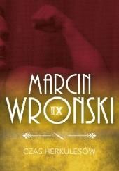 Okładka książki Czas Herkulesów Marcin Wroński