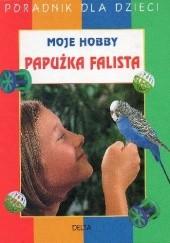 Okładka książki Papużka falista Monika Lange