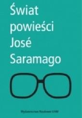 Okładka książki Świat powieści José Saramago Wojciech Charchalis