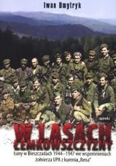 Okładka książki W lasach Łemkowszczyzny Iwan Dmytryk
