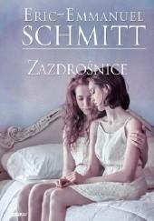 Okładka książki Zazdrośnice Éric-Emmanuel Schmitt