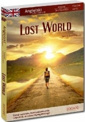 Okładka książki Lost World Kevin Hadley