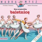 Okładka książki Mam przyjaciółkę baletnicę Ralf Butschkow