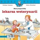 Okładka książki Mam przyjaciółkę lekarza weterynarii Ralf Butschkow