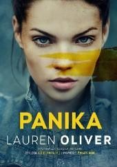 Okładka książki Panika Lauren Oliver