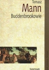 Okładka książki Buddenbrookowie. Dzieje upadku rodziny Thomas Mann