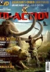 Okładka książki CD-Action 01/2016 Redakcja magazynu CD-Action