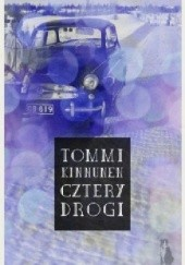 Okładka książki Cztery Drogi Tommi Kinnunen