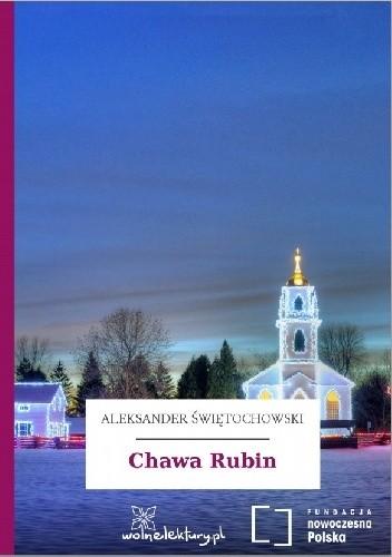 Okładka książki Chawa Rubin Aleksander Świętochowski