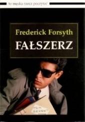 Okładka książki Fałszerz Frederick Forsyth