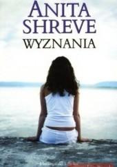 Okładka książki Wyznania Anita Shreve