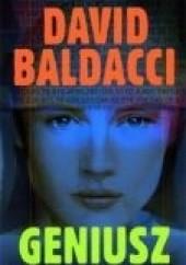 Okładka książki Geniusz David Baldacci