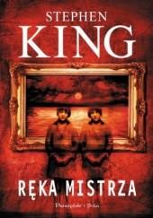 Okładka książki Ręka mistrza Stephen King